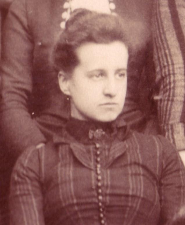 Frances Hardcastle- bio - Women Vote Peace